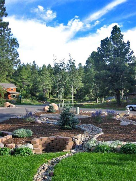 landscape architect colorado landscape company in durango colorado true blue landscaping design