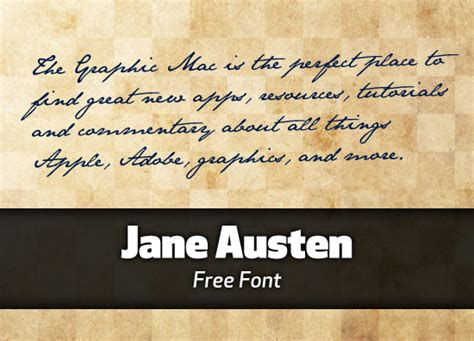 tattoo fonts jane austen script the graphic mac