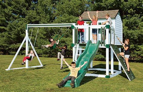 swing sets long island ny c 4 hideout backyard solutions of long island
