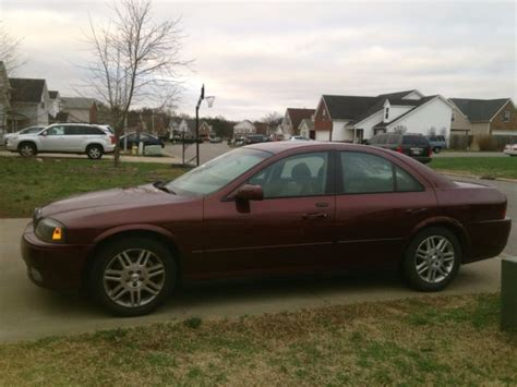 wine ls for sale burgundy wine colored 2004 lincoln ls w sunroof