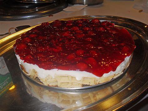 kuchen backen einfache rezepte rote gr 252 tze kuchen ohne backen rezept mit bild chefkoch de