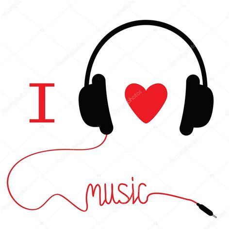 Ienjoy Hello Headset headphones with cord and i card stock vector 169 worldofvector 53390321