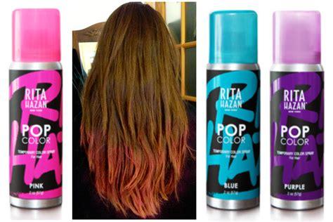 rita pop of color walgreens rita hazan pop of color go pink purple or blue sans