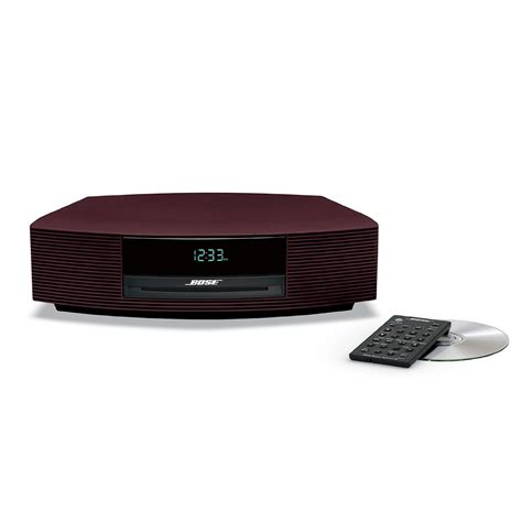 Wifi Cooker by Bose Wave Iii Music System Burgundy Audio Cd And Radio