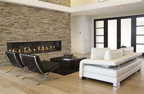 Idee Deco Salon Canape Noir