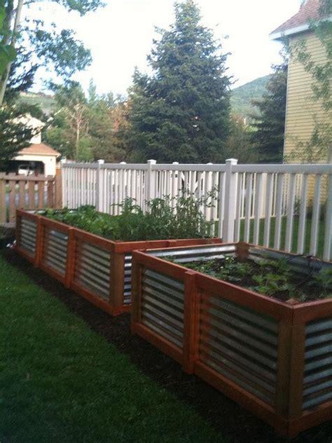 galvanized steel garden beds galvanized steel raised bed garden gentlemint