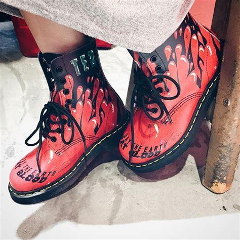 Sepatu Dr Martens High Boots Dop 17 best images about doc s on doc martens