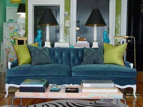 blue green living room key interiors by shinay blue and green living rooms