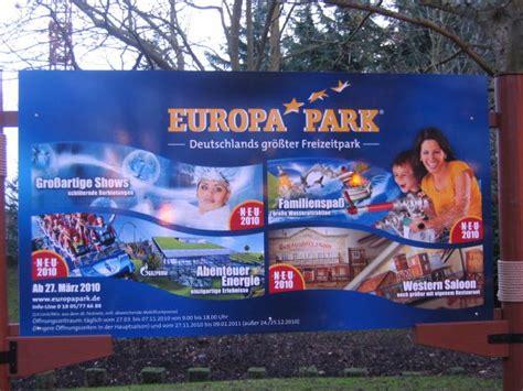 quanto costa l ingresso a gardaland europa park reportage stagione invernale 2009 parksmania