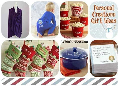 Personal Creations Gift Card - where to shop for personalized holidaygifts with our best denver lifestyle blog