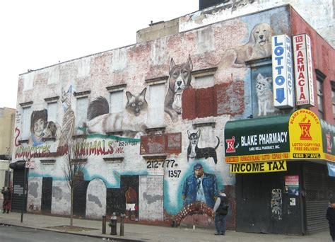 Tupac Wall Mural graffiti artist chico ephemeral new york
