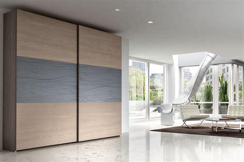 armadio ante scorrevole armadio con ante scorrevoli in legno tecno napol arredamenti