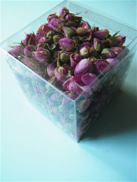 Bloom Box Blue Preserved Flower Uk 10 X10 Cm clear plastic box 10cm cube dried flowers daisyshop