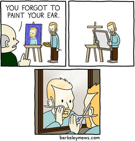 t as oubli 233 de peindre les oreilles