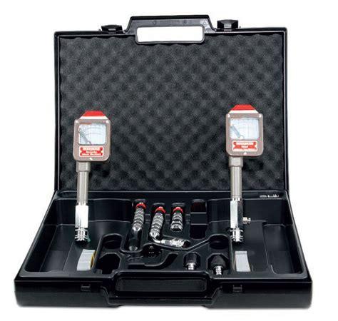 motometer compressiedruktester set