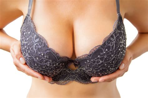 Bust Firmer And Larger big are