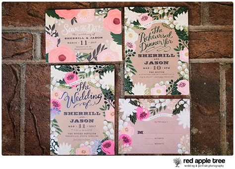 Wedding Invitations Greenville Sc by Sherrill Jasons Wedding Wyche Pavilion Greenville S With