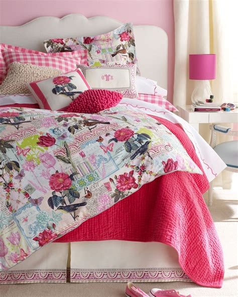 ross bed comforters horchow dransfield ross lullaby birdland bed linens