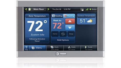 your castle the in hvac home automation