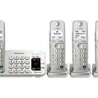 Dijamin Panasonic Cordless Phone Kx Tgd310cx jual panasonic cordless phone kx tge274s link to cell