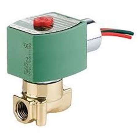 Dwyer Sbsv B5n2 Brass Solenoid Valves 2 Way Guided Nc asco 8262h013 120 60 2 way solenoid valve 1 4 quot