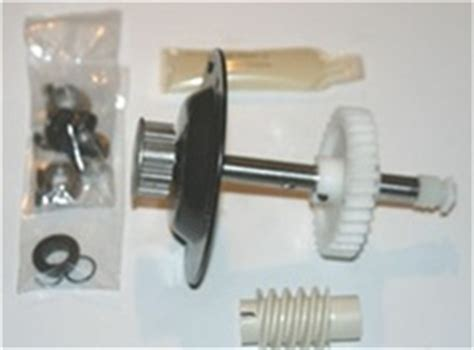 liftmaster garage door opener   replacement gear
