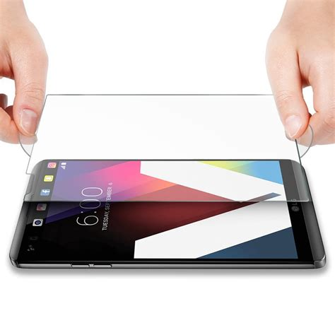 Spigen Glastr Slim Hd 2 Pack For Iphone 7 100 Original lg v20 tempered glass quot glas tr slim hd quot spigen philippines