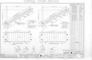 technische zeichnung treppe steel stair details drawings luoghi da visitare