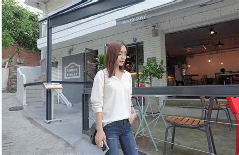Atasan Import Korea baju atasan simple korea import 2018 model terbaru