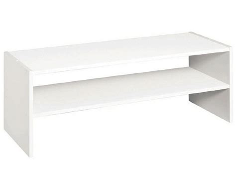 white wood shoe storage wood laminate horizontal storage shelves white in shoe racks