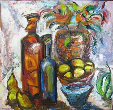 still artists contemporary still painting by shant beudjekian