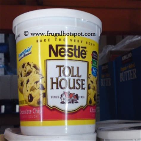 nestle toll house cookie dough tub the gallery for gt nestle cookie dough tub