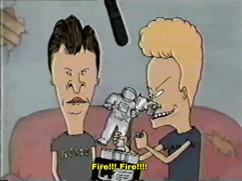 beavis humps the couch fire fire fire images frompo