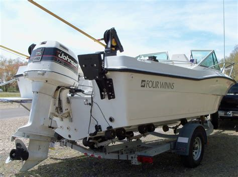 four winns boat beeping four winns quest 207 1990 for sale for 4 500 boats from