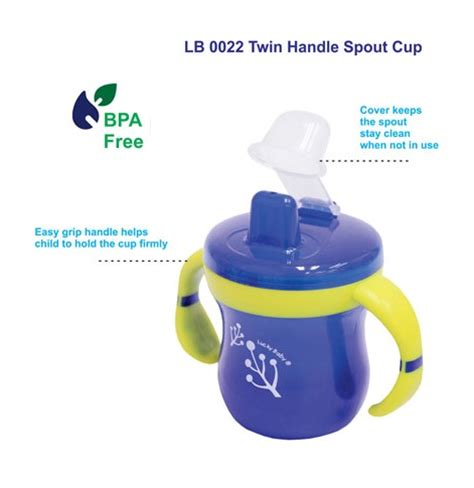 Gelas Spout Baby lucky baby snipee spout cup mungsiji
