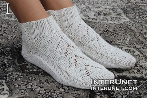easy knit socks on two needles knitting patterns and fiber arts interunet