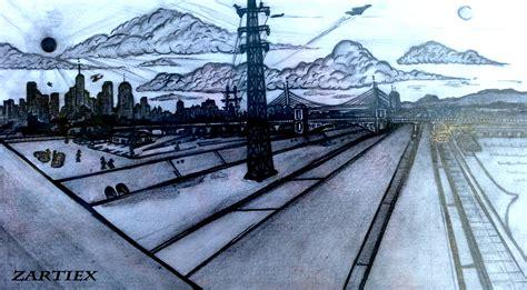 dibujos realistas en lapiz dibujos realistas a lapiz de ciudades zartiex by zartiex