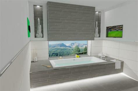 Badewanne Am Fenster by Moderne Badezimmereinrichtung Trends F 252 R 2017