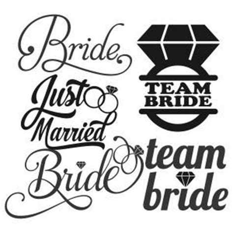 Wedding Font Adobe Illustrator by Team Vector Clipart And Brides On