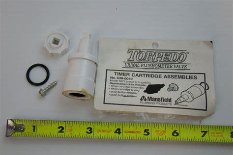 Mansfield Plumbing Fixtures by Mansfield Plumbing Products Torpedo Flushometer