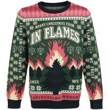 five finger death punch xmas jumper 17 best images about heavy metal christmas jumpers on