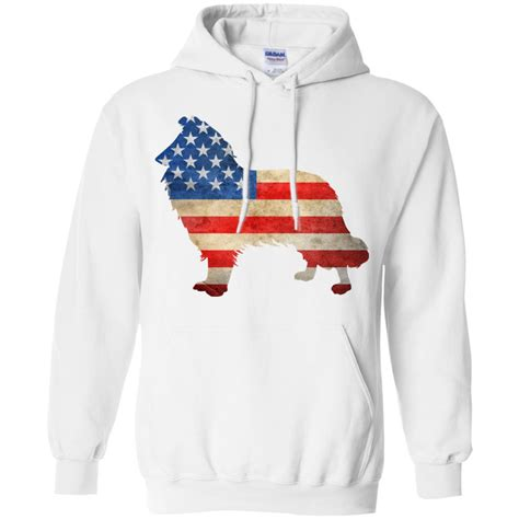 Jaket Sweater Hoodie Zipper Dogs 2 Rightcollection vintage collie usa pullover hoodie iheartdogs