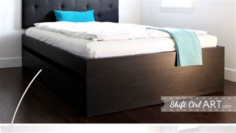 ikea hack queen bed storage queen size bed with twin trundle ikea hackers ikea hackers