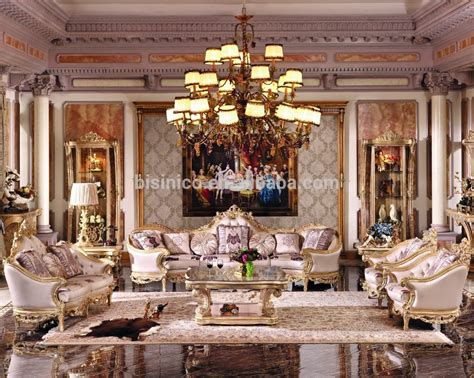 High Quality Dining Room Sets by French New Baroque Classic Living Room Sofa Set Royal
