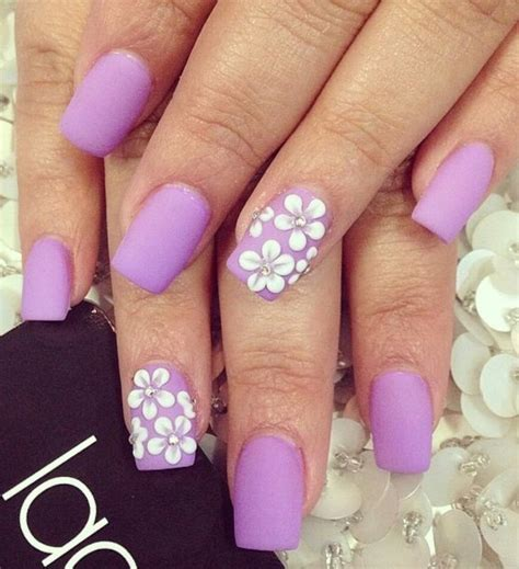 matte lilac nail 95 best images about nail on nail