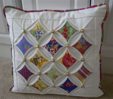 How To Make Cathedral Window Patchwork - 22 best images about cathedral window patchwork on