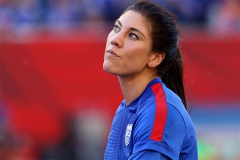 hope solo benched u s women s soccer ties sweden 0 0 in world cup ny