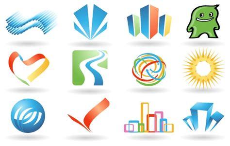 logo design vector graphics some logo vector graphic material free vector logo template