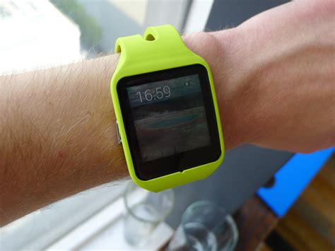 android wear smartwatch sony unveils smartwatch 3 running android wear