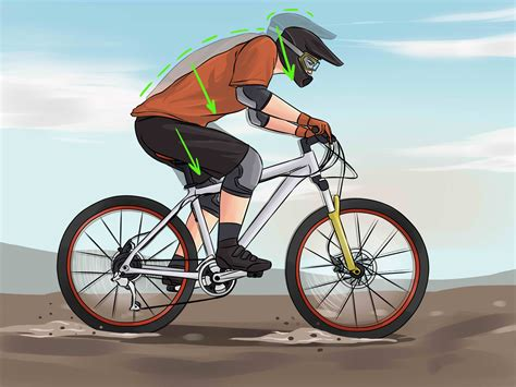 how to a from jumping on how to jump a mountain bike 10 steps with pictures wikihow